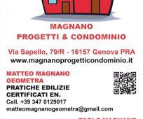 MAGNANO PROGETTI & CONDOMINIO