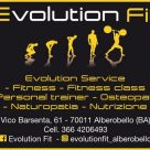 EVOLUTION FIT