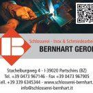 BERNHART GEROLD
