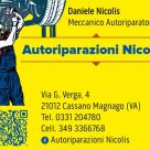 AUTORIPARAZIONI NICOLIS