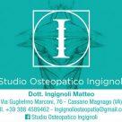 STUDIO OSTEOPATICO INGIGNOLI