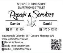 REPAIR E SERVICES