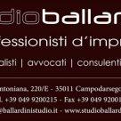 STUDIO BALLARDINI