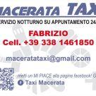 TAXI MACERATA