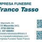 IMPRESA FUNEBRE FRANCO TASSO