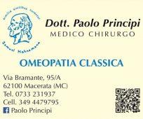 DOTT. PAOLO PRINCIPI