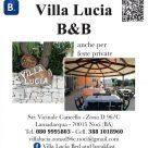 VILLA LUCIA B&B