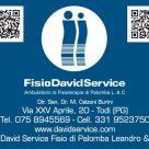 FISIO DAVID SERVICE