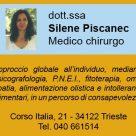 DOTT.SSA SILENE PISCANEC MEDICO CHIRURGO