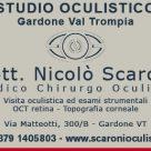 DOTT. NICOLÓ SCARONI