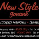NEW STYLE GOMME