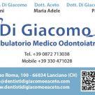 DI GIACOMO AMBULATORIO MEDICO ODONTOIATRICO