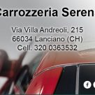 CARROZZERIA SERENA