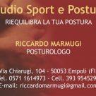 STUDIO SPORT E POSTURA