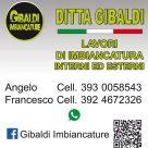 GIBALDI IMBIANCATURE