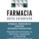FARMACIA DELLE CERAMICHE