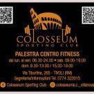 COLOSSEUM SPORTING CLUB