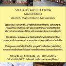 ARCHITETTO MASSIMILIANO MASSERANO