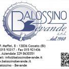 BALOSSINO BEVANDE