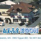 AUTOSERVICE EGON