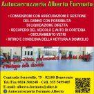 AUTOCARROZZERIA ALBERTO FORMATO