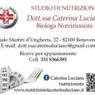STUDIO NUTRIZIONE DOTT.SSA CATERINA LUCIANO