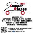 CAMPER GARAGE ASTI