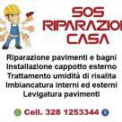 SOS RIPARAZIONI CASA