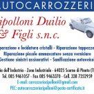 AUTOCARROZZERIA CIPOLLONI DUILIO & FIGLI