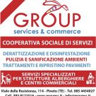 GROUP SERVICES & COMMERCE