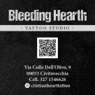 BLEEDING HEARTH