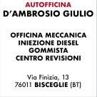 AUTOFFICINA D'AMBROSIO GIULIO
