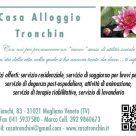 CASA ALLOGGIO TRONCHIN