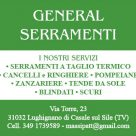 GENERAL SERRAMENTI