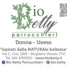 BIO BETTY PARRUCCHIERI