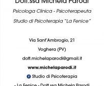 DOTT.SSA MICHELA PARODI
