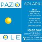 SPAZIO SOLE