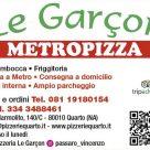 LE GARCON METROPIZZA