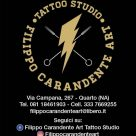 FILIPPO CARANDENTE ART - TATTOO STUDIO