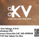 KV HAIR SALOON FOR MEN