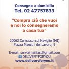 DELIVERY FOR YOU