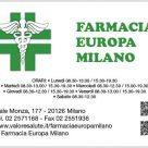 FARMACIA EUROPA MILANO