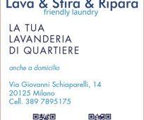 LAVA & STIRA & RIPARA