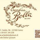 CREMERIA BOLLA