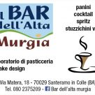 IL BAR DELL'ALTA MURGIA