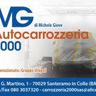 MG AUTOCARROZZERIA 2000