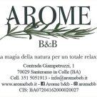 Arome B&b