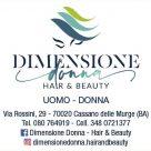 DIMENSIONE DONNA HAIR & BEAUTY