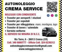CREMA SERVICE