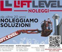 LIFT LEVEL NOLEGGI